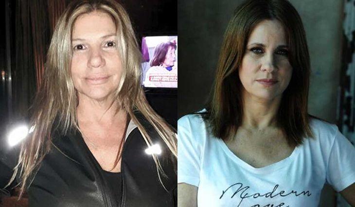 Duro cruce entre Nancy Dupláa, Pablo Echarri y Mariana Lestelle por la vacunación a famosos
