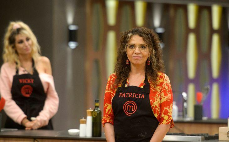 Patricia Sosa fue eliminada de MasterChef Celebrity Argentina