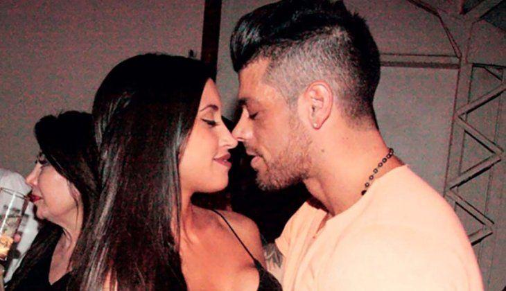 Antonella Delmonte, la influencer acusada de haberse vacunado, fue novia de Cristian U